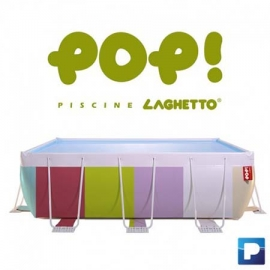Πισίνα Laghetto Pop Astral