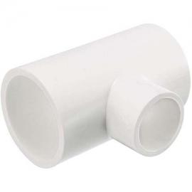 Συστολικό ταφ 90° κολλητό PVC