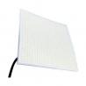 Φωτιστικό σιλικόνης flexible τετράγωνο AC