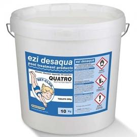 Πολυταμπλέτες χλωρίου 200gr Net Desaqua