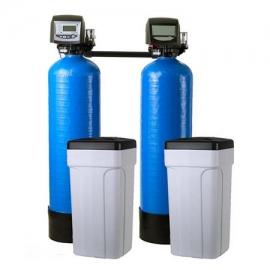 Δίδυμος αποσκληρυντής νερού