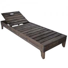 Ξαπλώστρα ξύλινη Dream