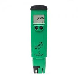 Οργανο μέτρησης ORP/pH δοκιμής θερμοκρασίας Hanna