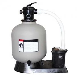 Φίλτρο άμμου πολυαιθυλενίου injected top AquaLine