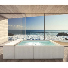 Πισίνα προκάτ liner Playa mini pool Astral