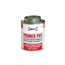 Διαλύτης προετοιμασίας συγκόλλησης PVC hercules dimco