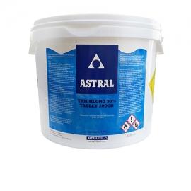 Ταμπλέτες χλωρίου 90% 200gr astral