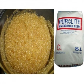 Cation resin purolite usa (c100e)