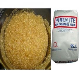 Κατιονική ρυτίνη purolite usa (c100e)