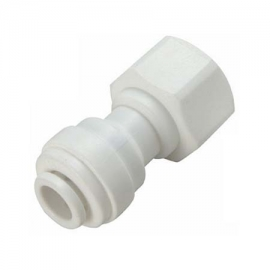 Gauge fast connector 1/4-1/8 female